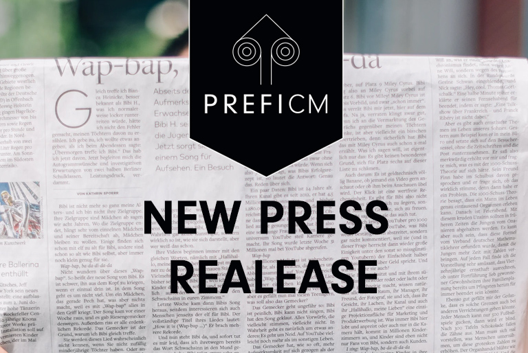 New Press Release!: The PREFI-CM consortium depicted for the general audience.